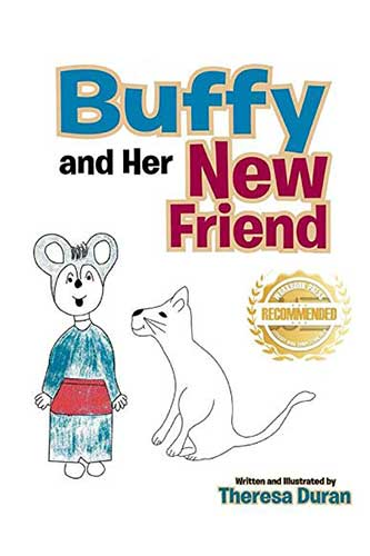 Buffy and Her New Friend